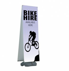 Double_Sided_Outdoor_Stand