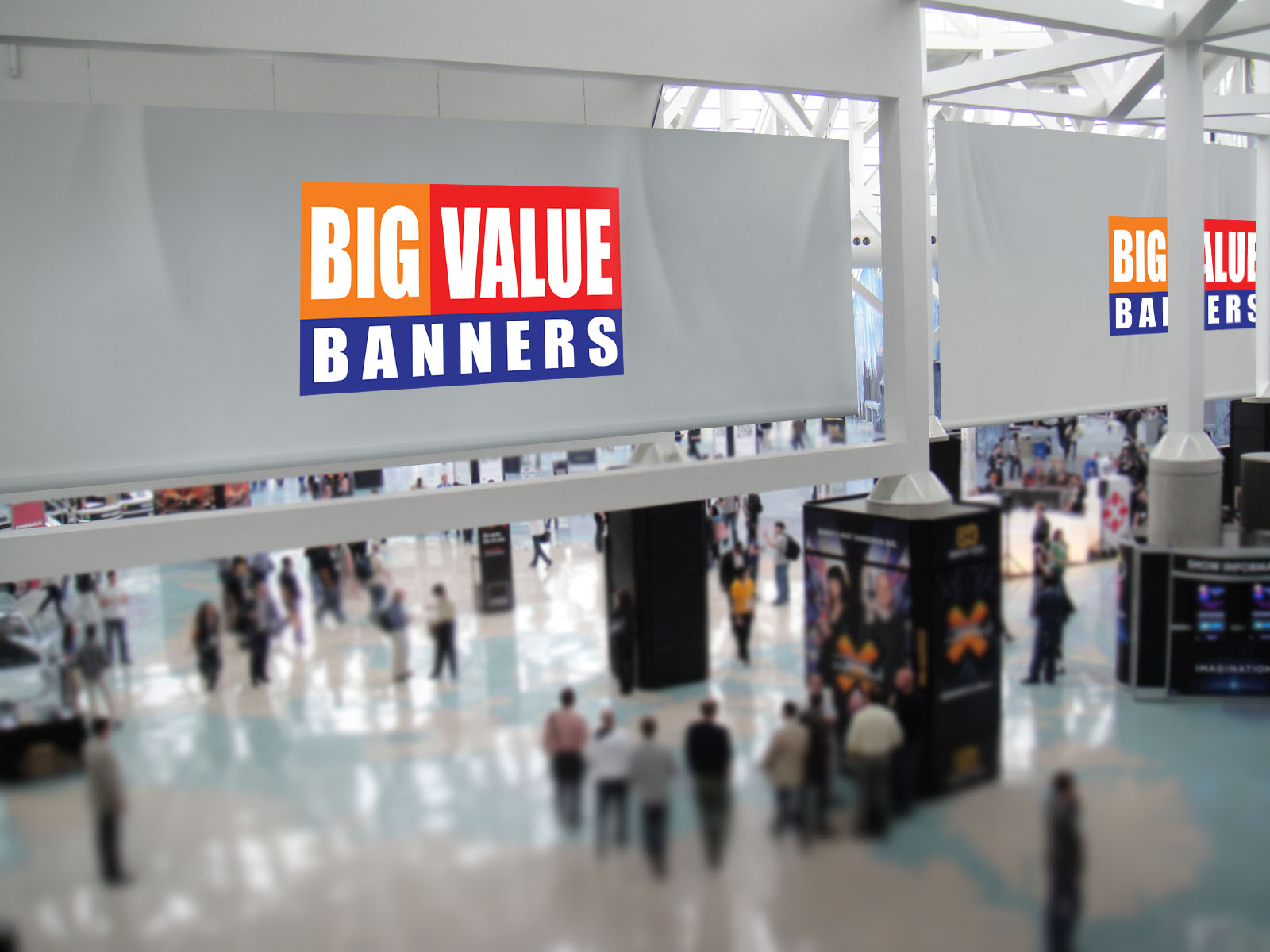 Indoor Overhead Banners