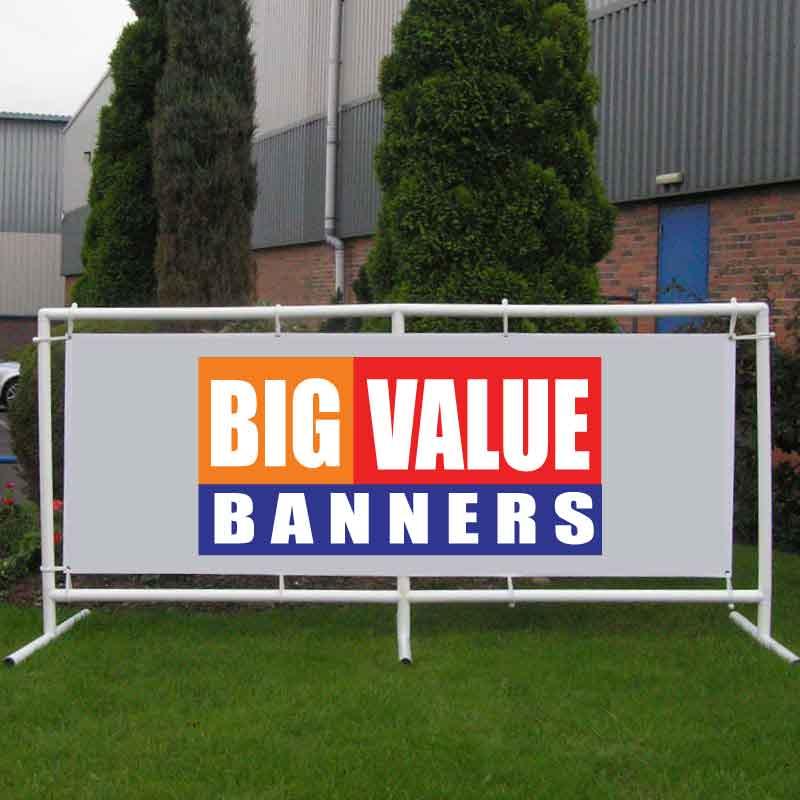 Supertube Banner Frame